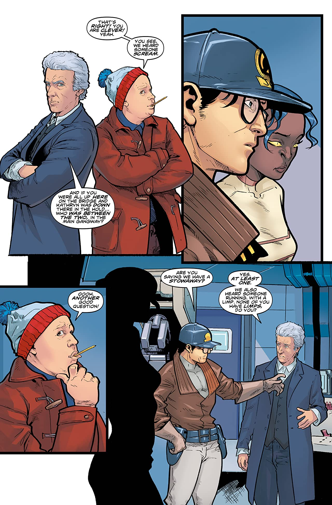 Doctor Who: The Twelfth Doctor #3.11