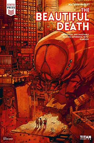 The Beautiful Death #4
