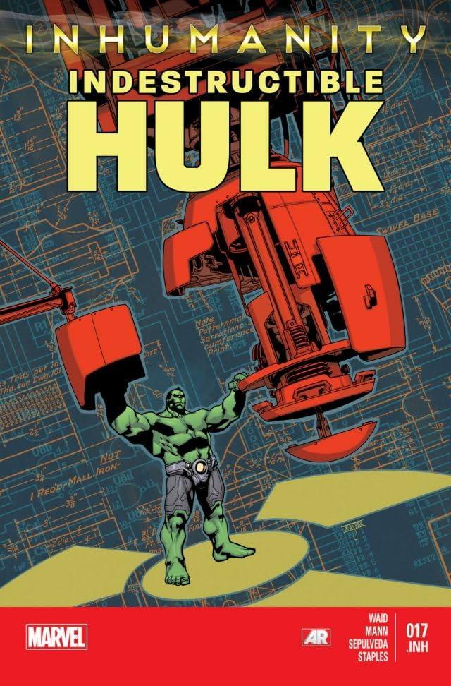 Indestructible Hulk #17.INH