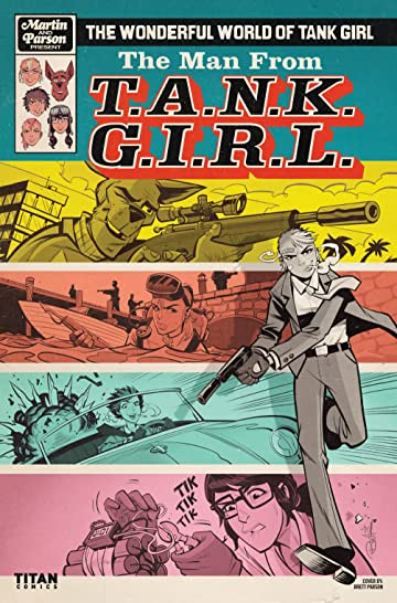 The Wonderful World of Tank Girl #3