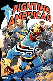 Fighting American #3