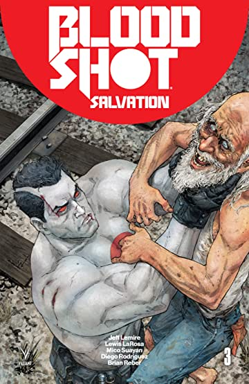 Bloodshot Salvation No.3