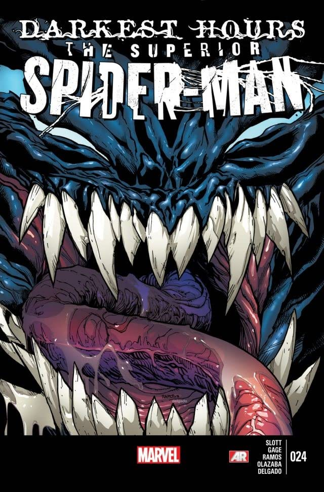 Superior Spider-Man #24