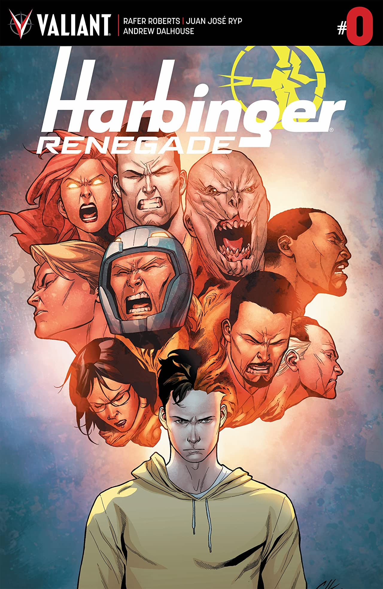 Harbinger Renegade #0