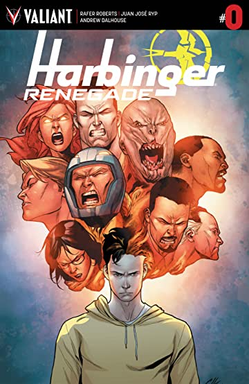 Harbinger Renegade No.0