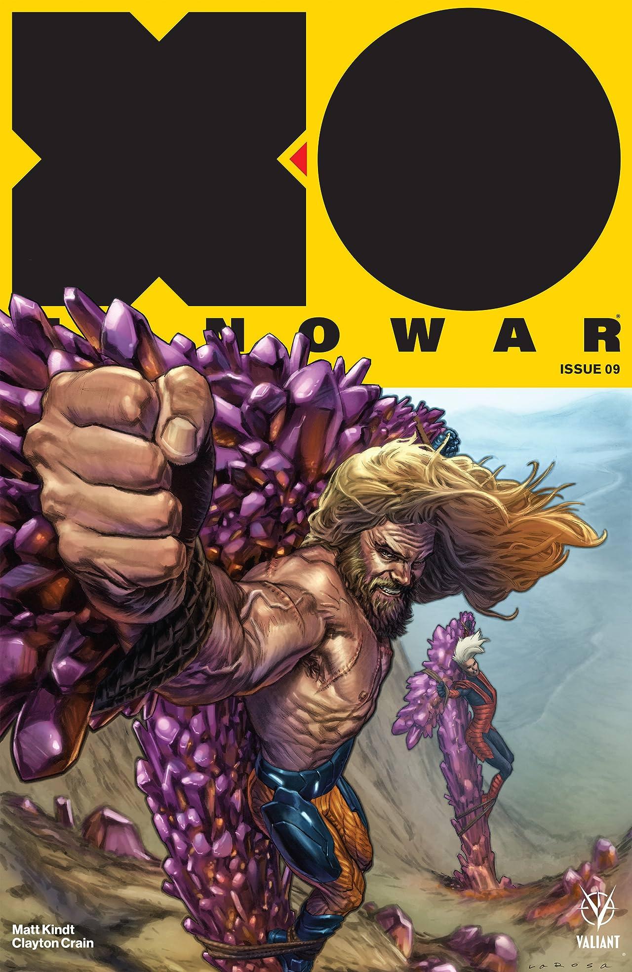 X-O Manowar (2017) #9