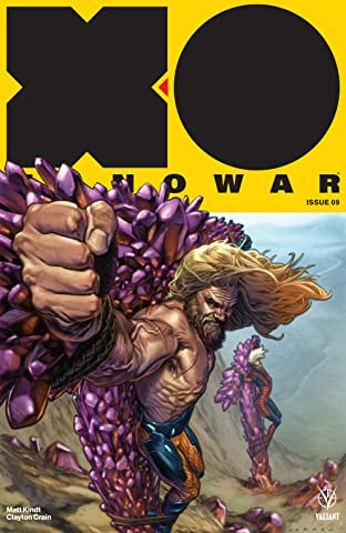X-O Manowar (2017) No.9