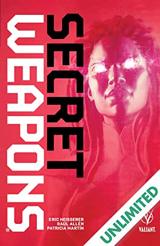 Secret Weapons Vol. 1