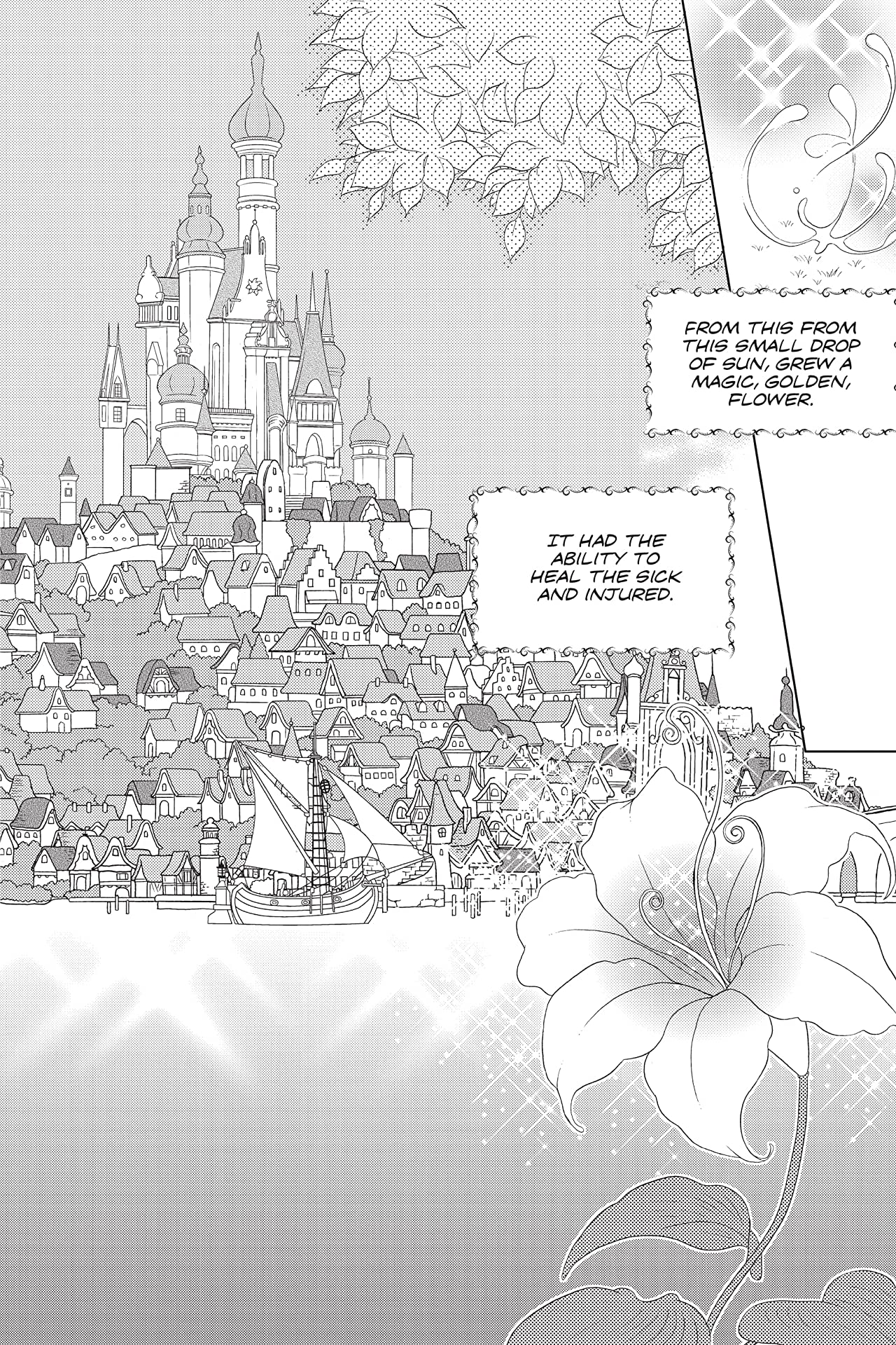 Disney Manga: Tangled