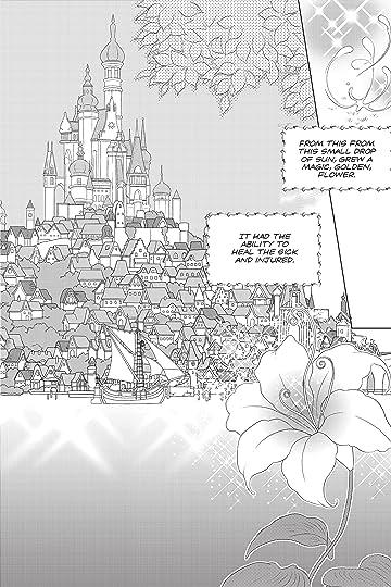 Image result for disney manga tangled