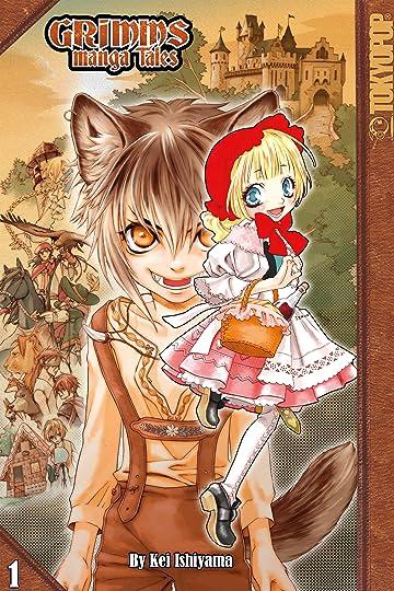 Grimms Manga Tales #1