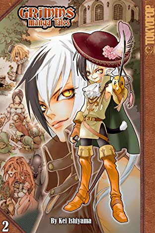 Grimms Manga Tales #2