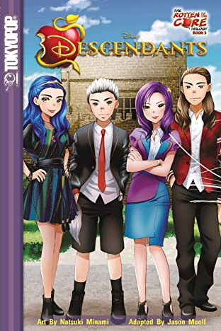 Disney Manga: Descendants - The Rotten to the Core Trilogy #3
