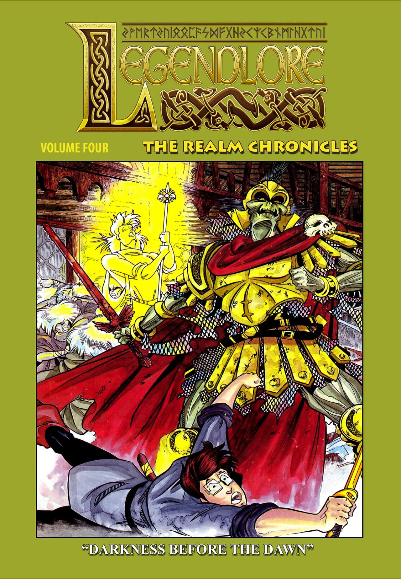 Legendlore - Volume Four: The Realm Chronicles