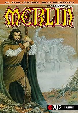 Merlin: The Legend Begins #1