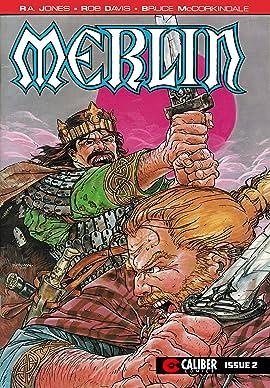 Merlin: The Legend Begins #2