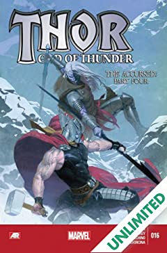 Thor: God of Thunder #16