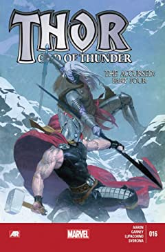Thor: God of Thunder No.16
