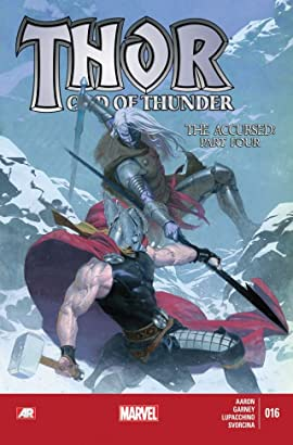 Thor: God of Thunder #16