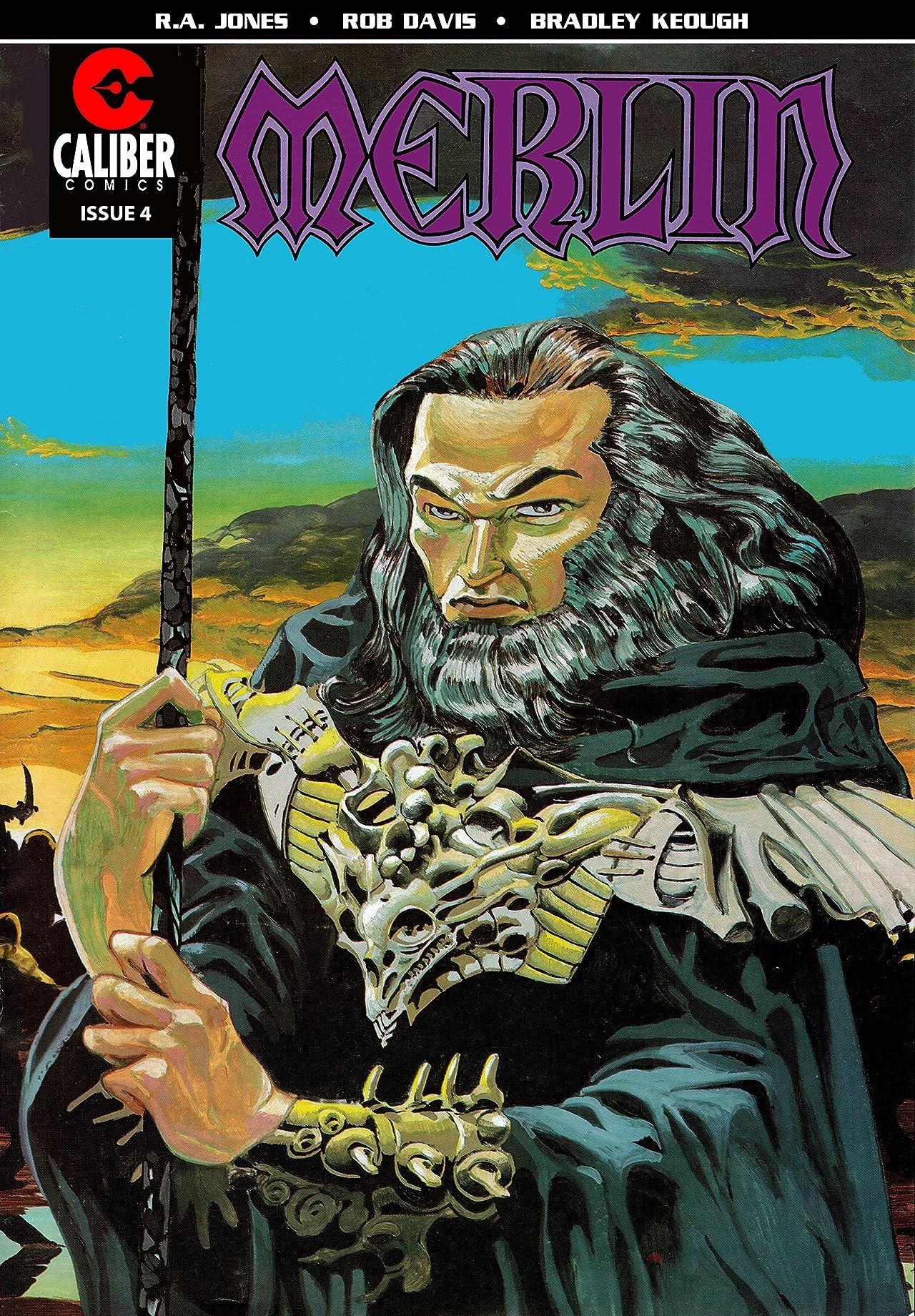 Merlin: The Legend Begins #4