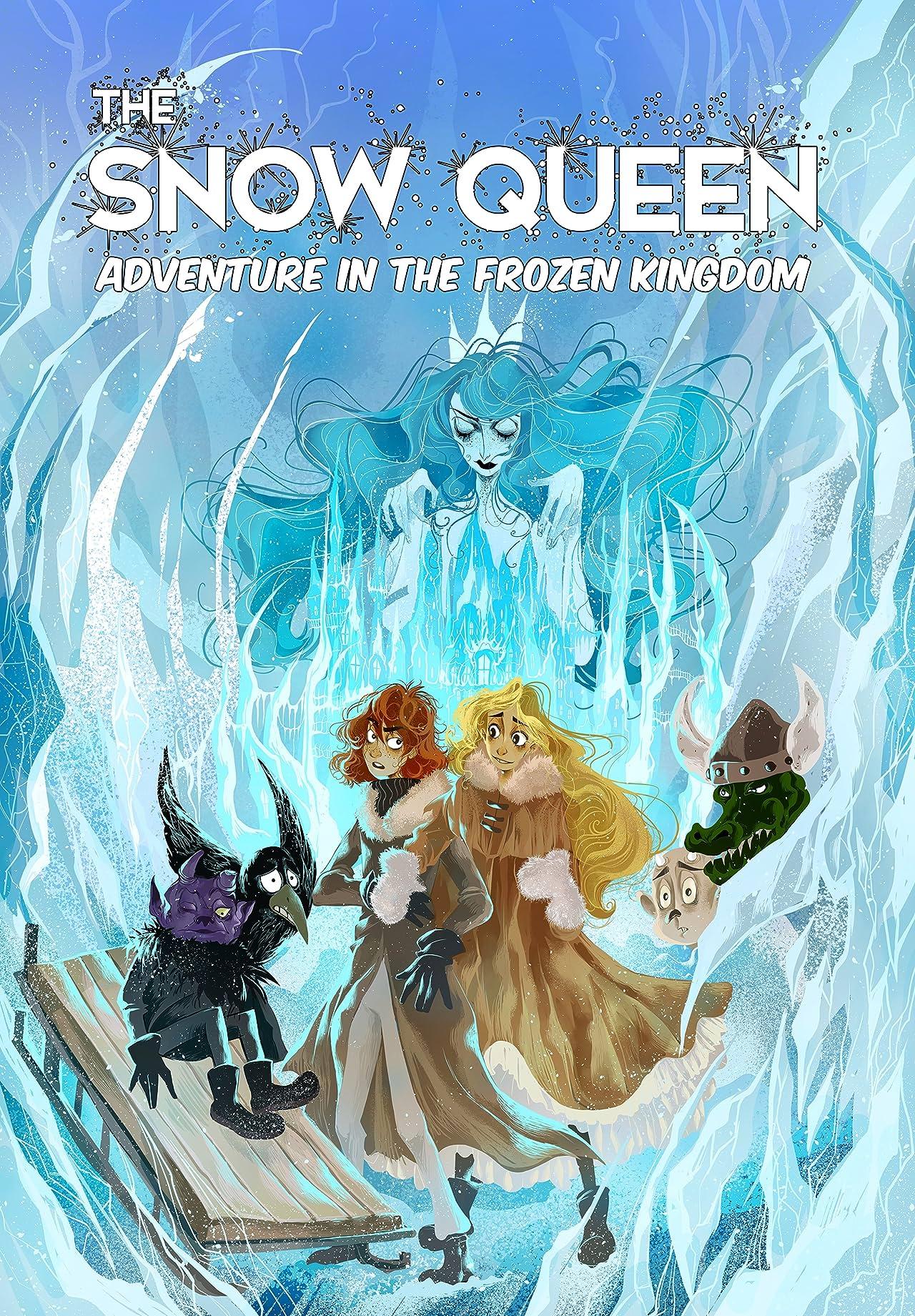 The Snow Queen: Adventure in the Frozen Kingdom