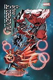 Thunderbolts Annual 2013