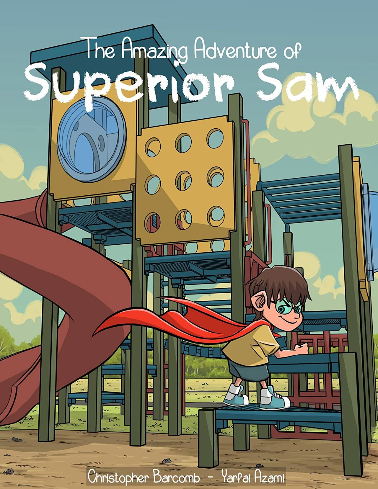 The Amazing Adventure of Superior Sam #1