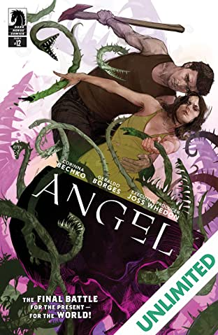 Angel: Season 11 #12