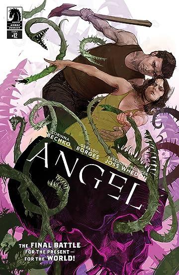 Angel: Season 11 #12