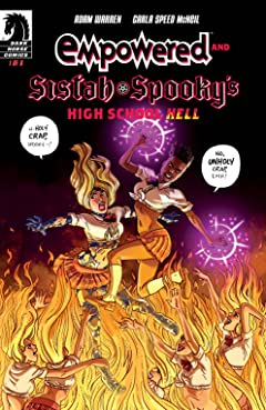 Empowered and Sistah Spooky's High School Hell #1