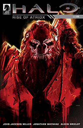 Halo: Rise of Atriox #5