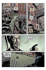 Joe Golem: Occult Detective-- Flesh and Blood #1