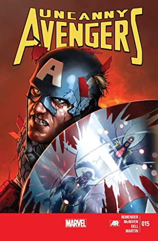 Uncanny Avengers (2012-2014) No.15