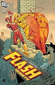 The Flash: Rebirth (2009-2010) #5 (of 6)