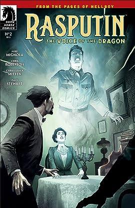Rasputin: The Voice of the Dragon #2