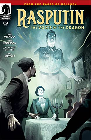 Rasputin: The Voice of the Dragon No.2