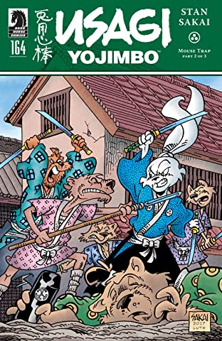 Usagi Yojimbo No.164