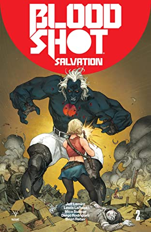 Bloodshot Salvation No.2