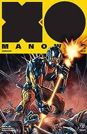 X-O Manowar (2017) #8