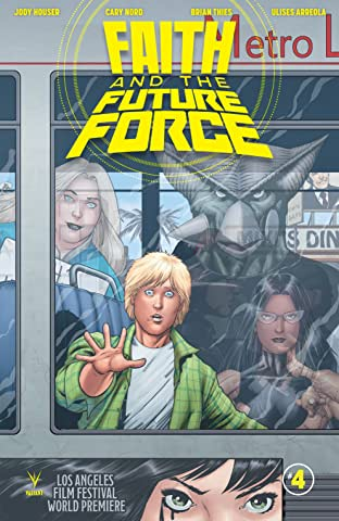 Faith and the Future Force No.4