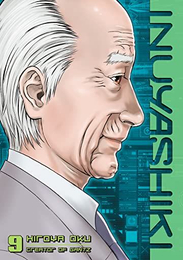 Inuyashiki Vol. 9