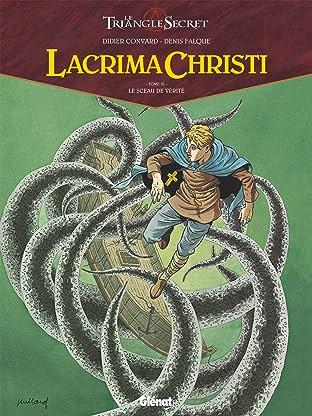 Lacrima Christi Tome 3: Le Sceau de vérité