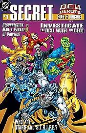 DCU Heroes Secret Files (1998) #1