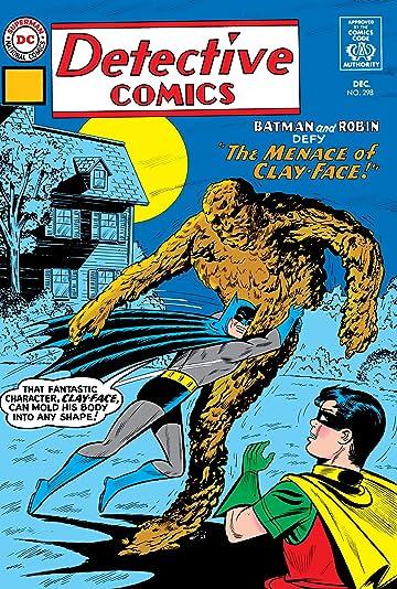 Detective Comics (1937-2011) #298