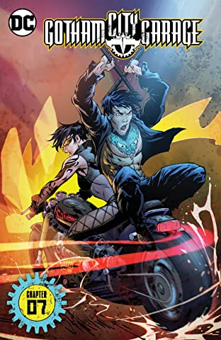 Gotham City Garage (2017-) #7