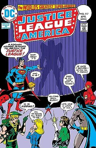 Justice League of America (1960-1987) #117