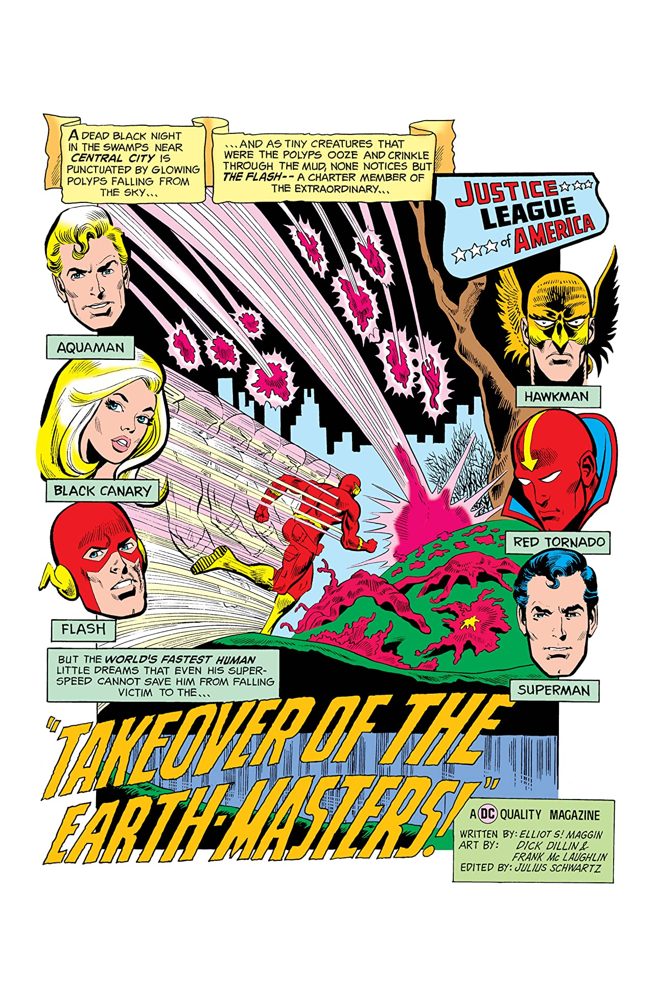 Justice League of America (1960-1987) #118