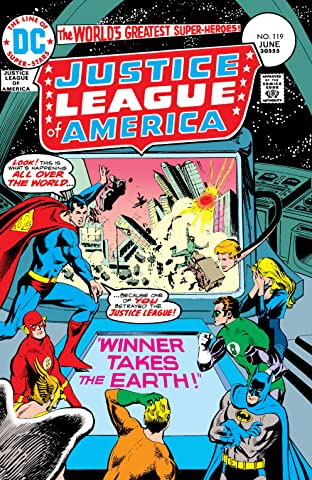 Justice League of America (1960-1987) #119