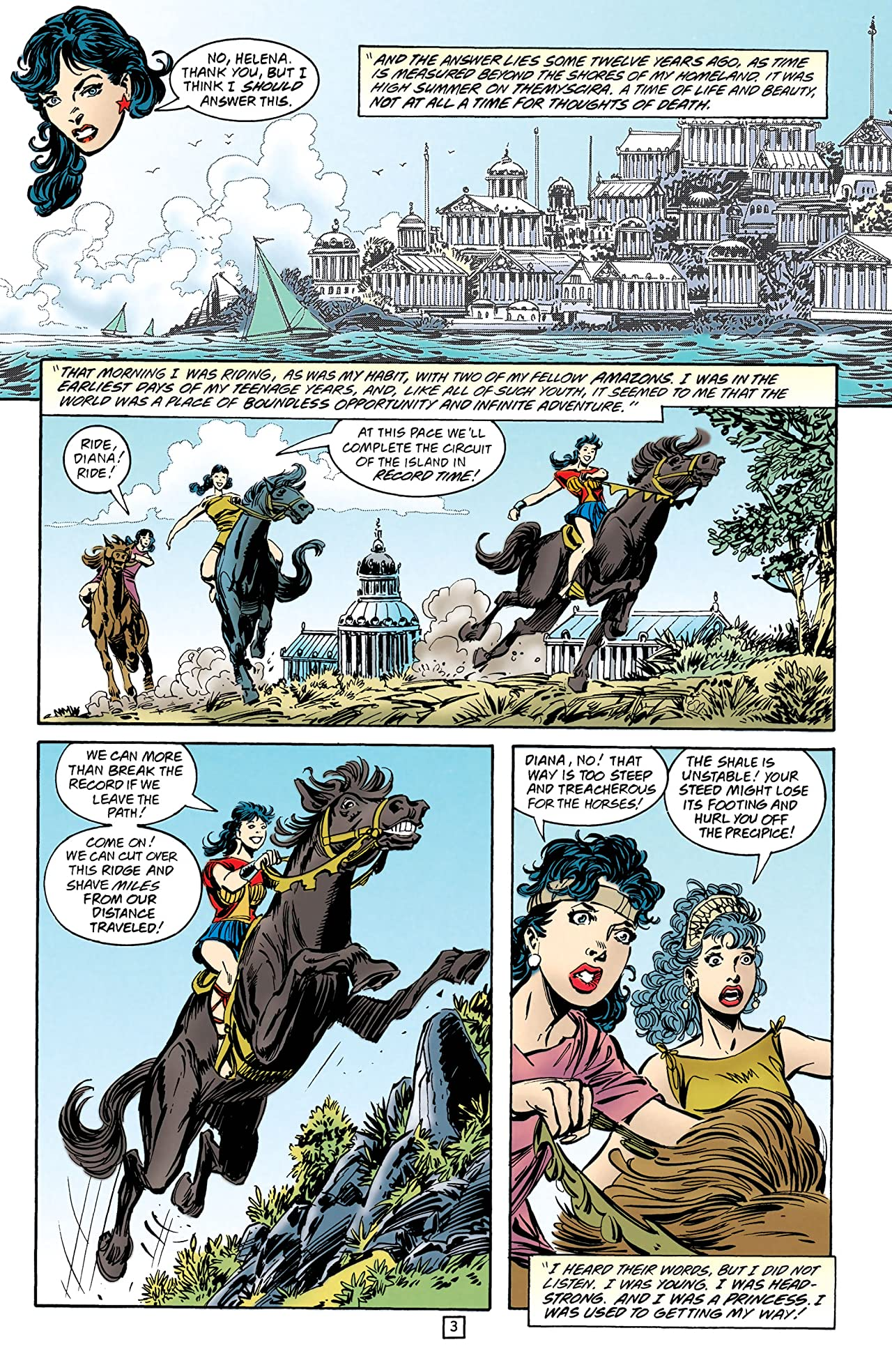 Wonder Woman (1987-2006) Annual #6