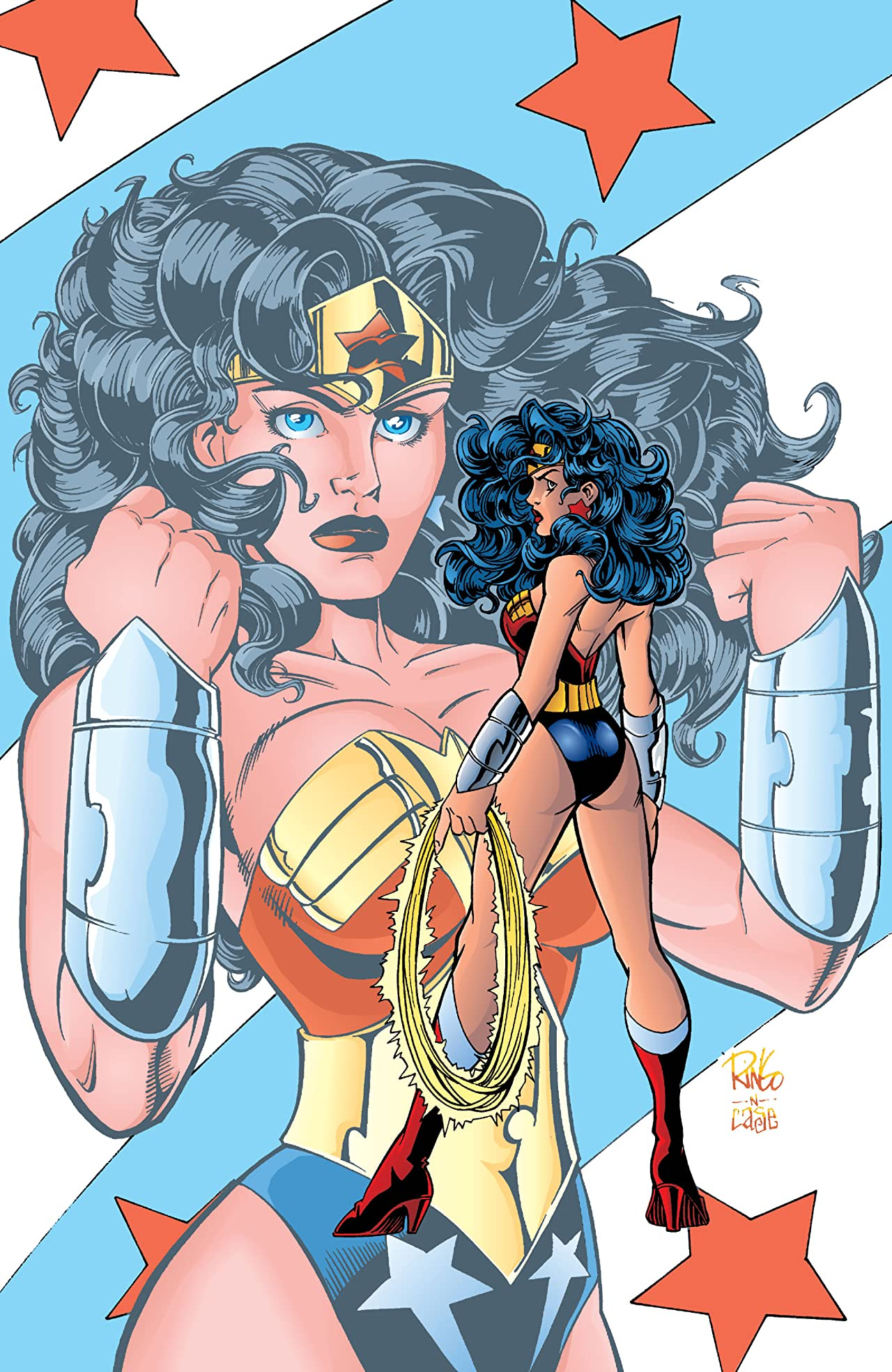 Wonder Woman Gallery (1996) #1